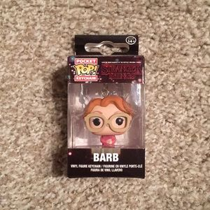 Barb Stranger Things Pocket Pop! Keychain
